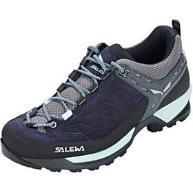 SALEWA MTN Trainer Chaussures Femme, premium navy/subtle green